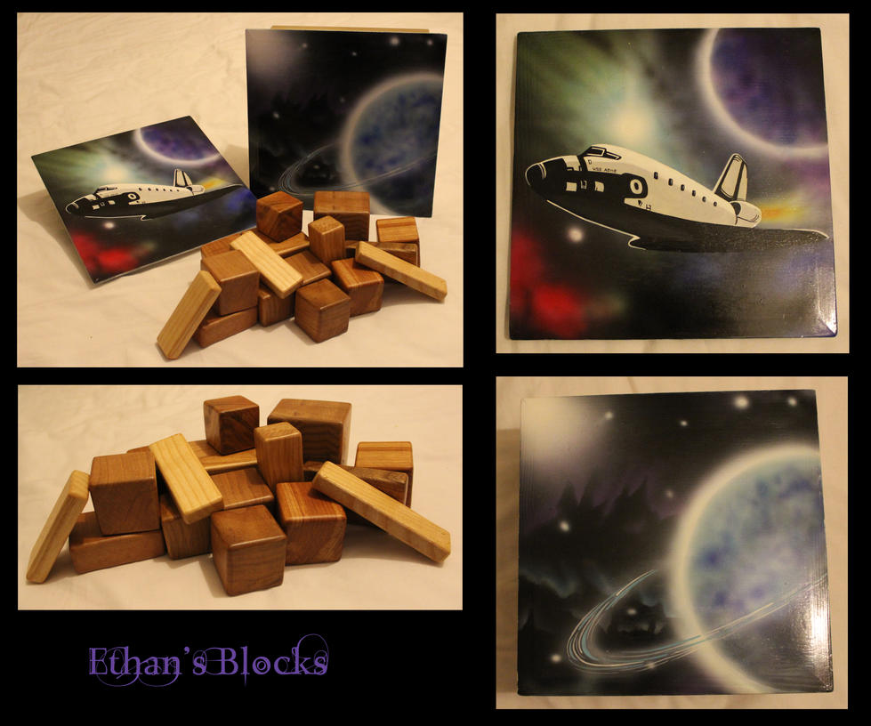 Ethan's Blocks by TheGoddess908