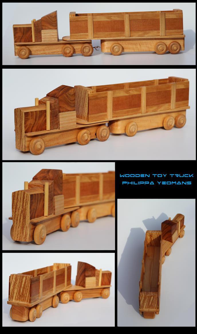 Jack Truck by TheGoddess908