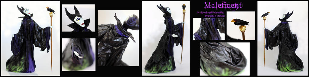 Maleficent by TheGoddess908