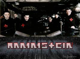 Rammstein by crazyfae789