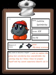 Knight Schooling Aplicationation with Lamine by Palooka120
