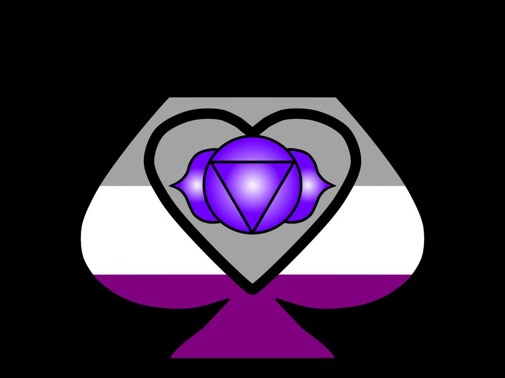 a symbol for the sapioromantic ace by adiaair on deviantart