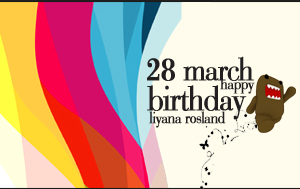 yana birthday by siraplimau