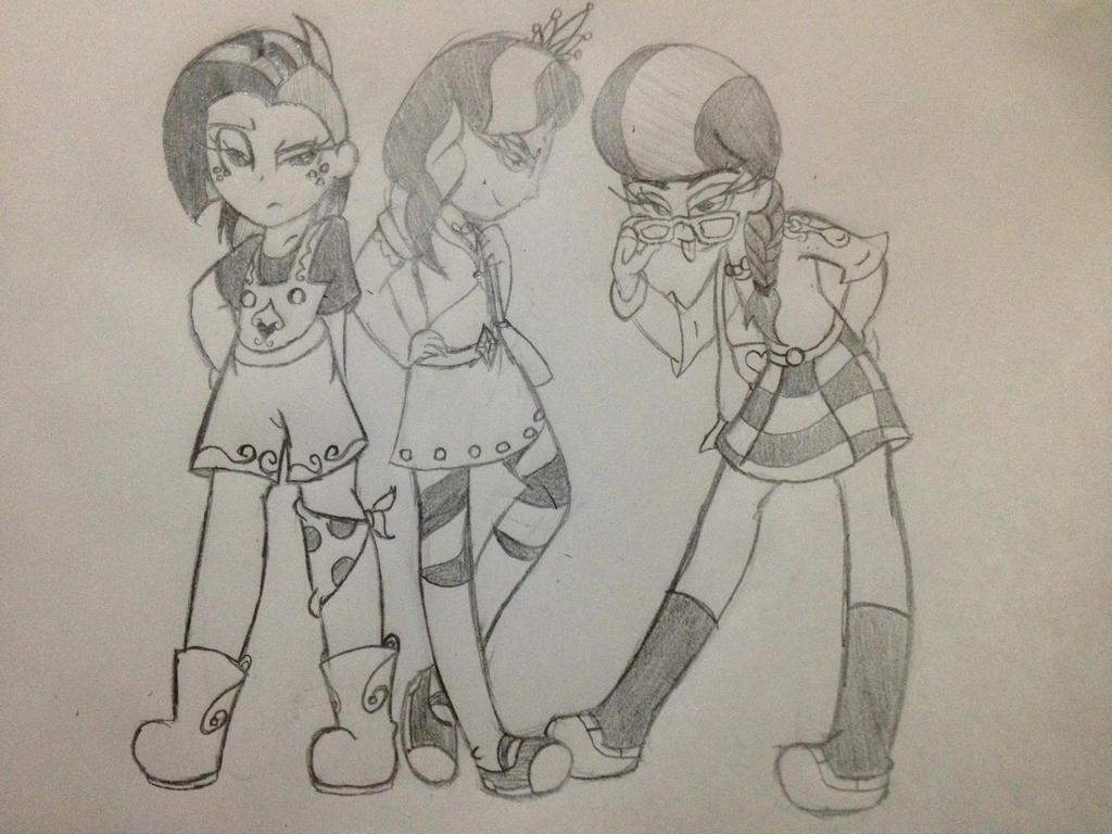 Mean Girls by Miss-Zi-Zi