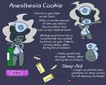 Anesthesia Cookie Ref