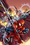 Avenging Spiderman- BA
