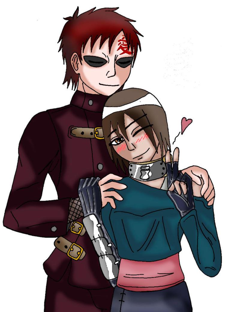 Matsuri and Gaara: Because I love you. - YouTube |Naruto Matsuri And Gaara