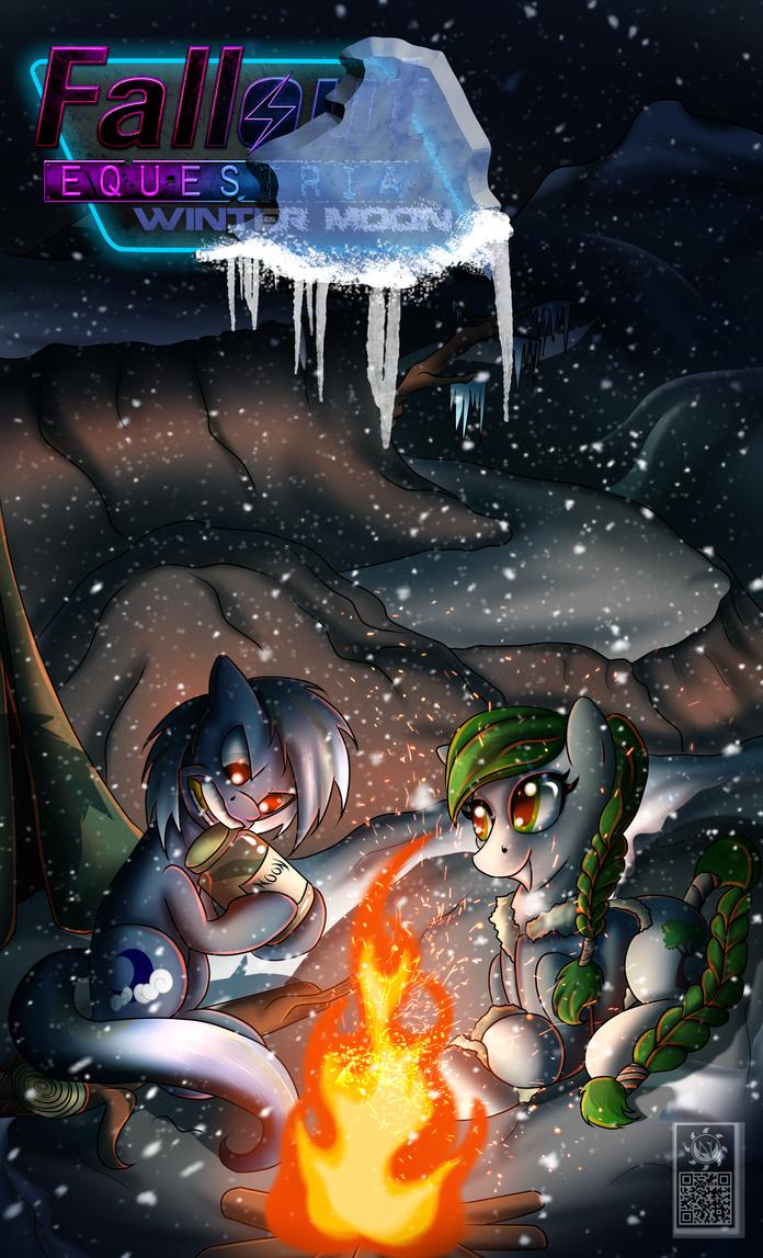 :.. Fallout Equestria - Winter Moon ..: by ElMutanto