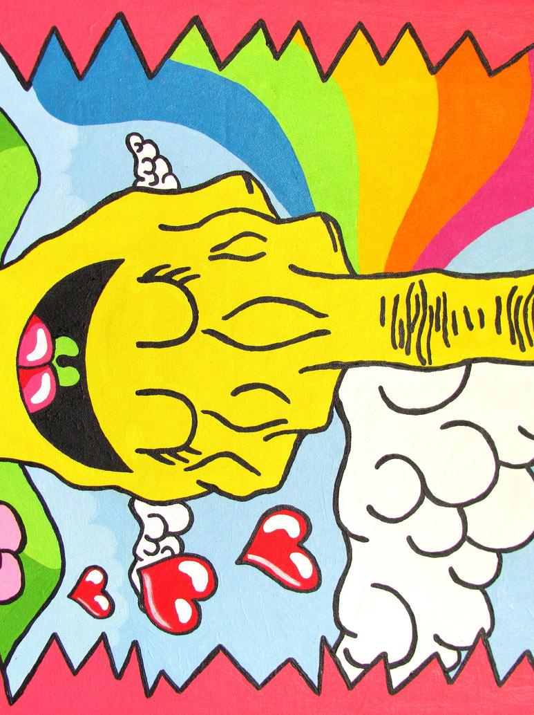 Happy Fuck You Finger by GerardoGomez