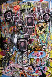 Untitled painting 8 by GerardoGomez