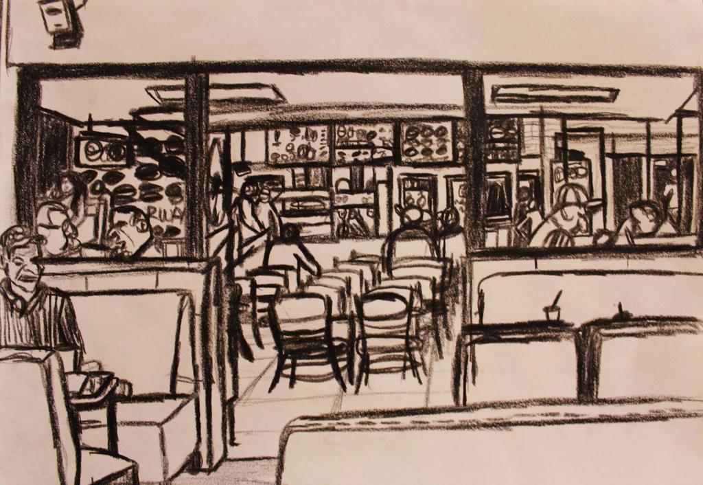Fast food place by GerardoGomez