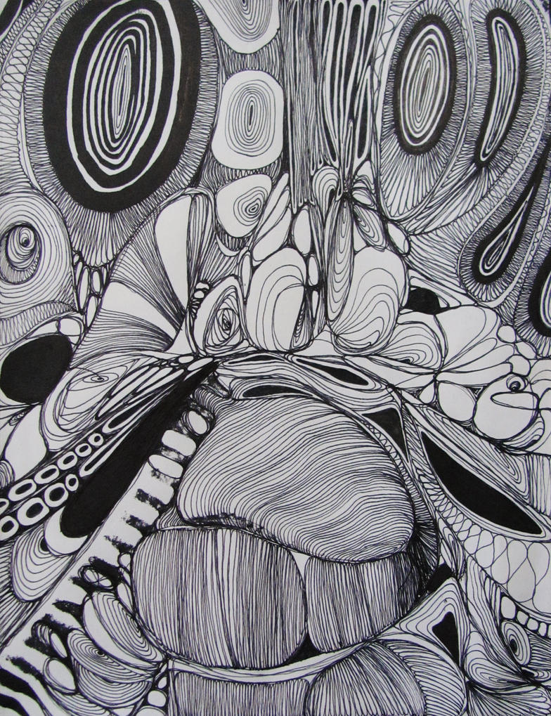 Sensitive senses to stimuli by GerardoGomez