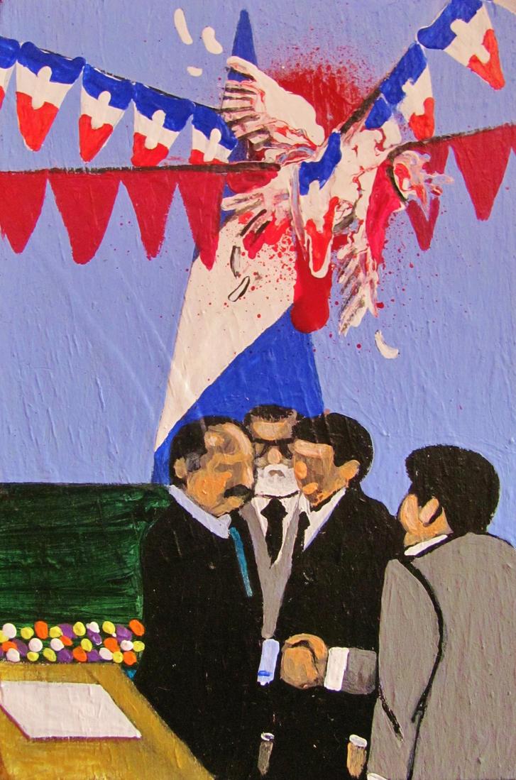 Acuerdos de Paz en El Salvador by GerardoGomez