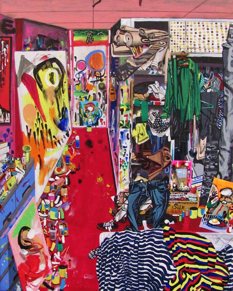 My bedroom by GerardoGomez