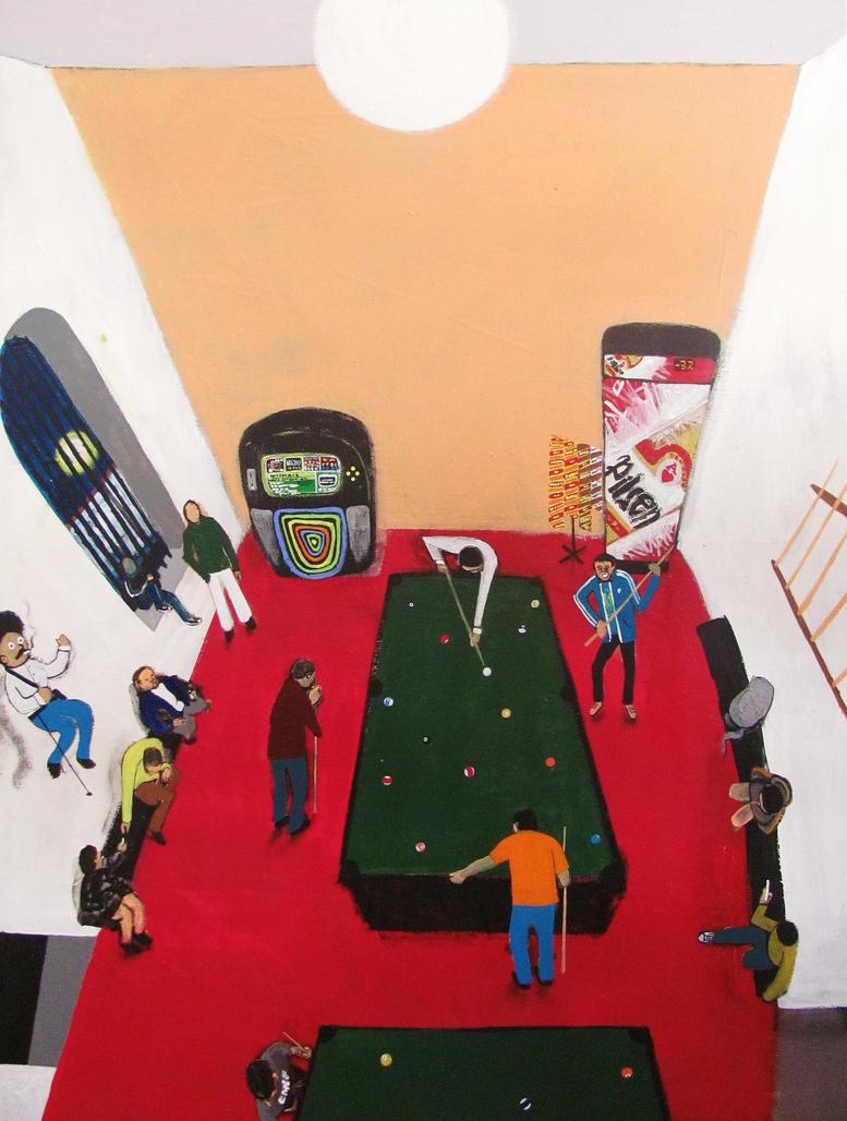 Apaneca's Billiard by GerardoGomez