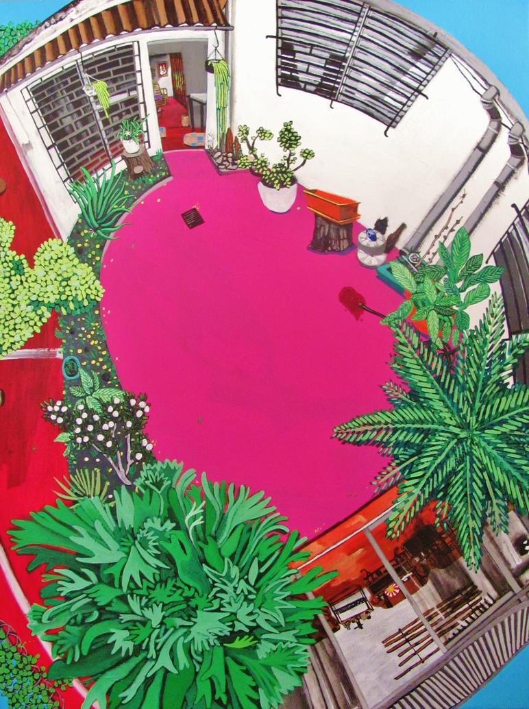 Backyard by GerardoGomez