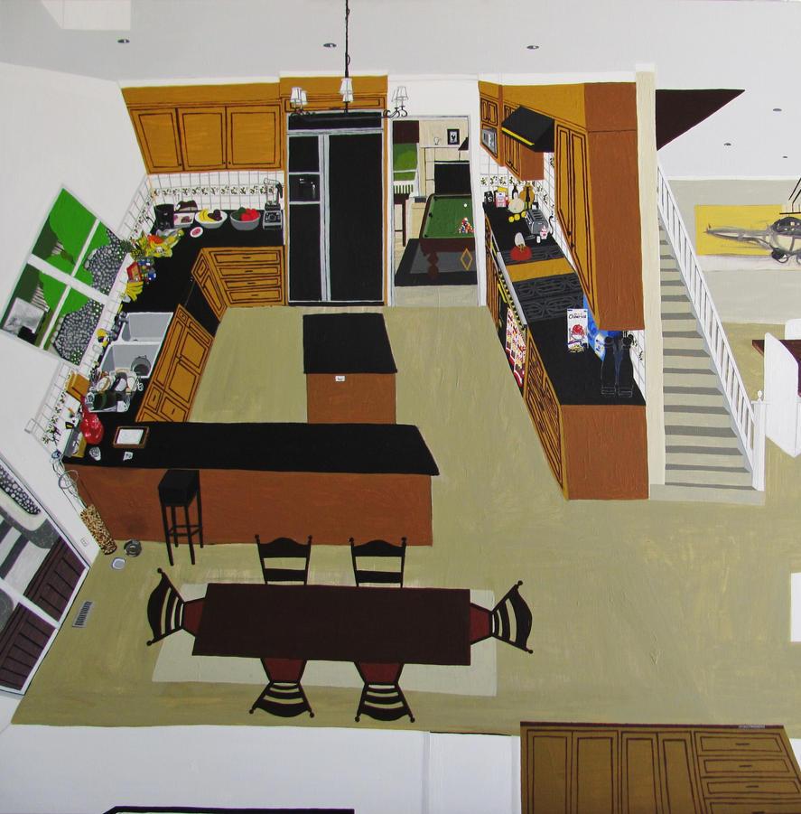 Canvas Prints Kitchen Wall