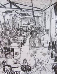 En Los Encuentros by GerardoGomez