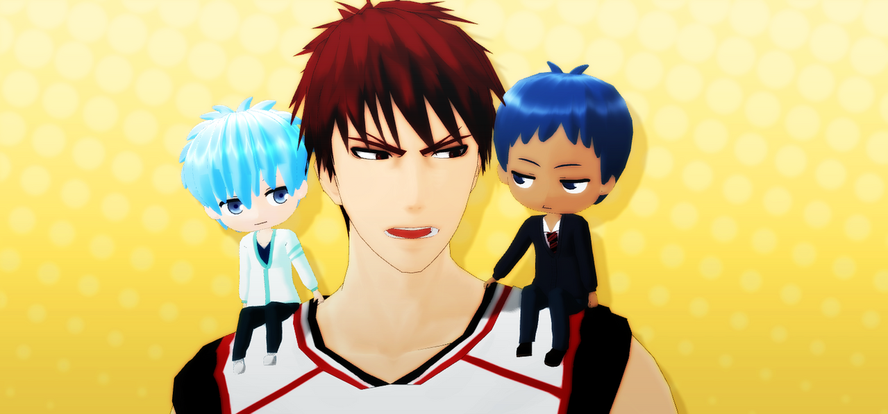 _MMD_ This wasn't my idea to begin with by xXHIMRXx