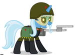 [RA Soviet] Shock Trooper Trixie
