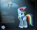 General Rainbow Dash - profile info