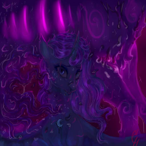 Figment of the world by CoconutHound