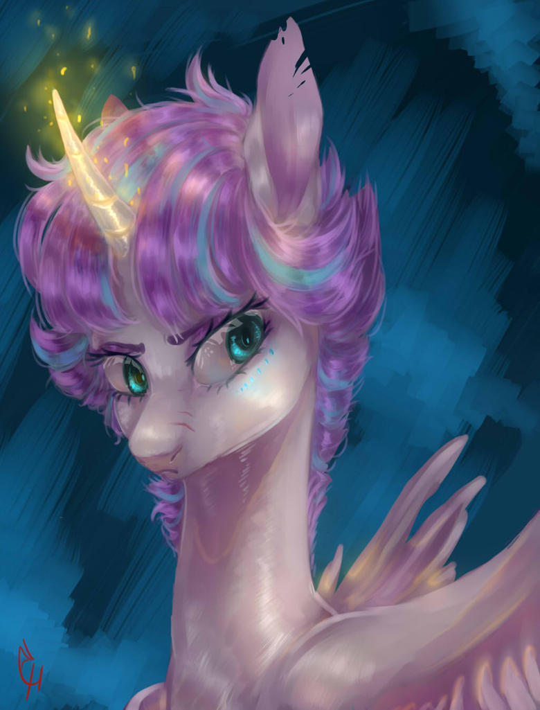 The Heiress of Flurries by CoconutHound