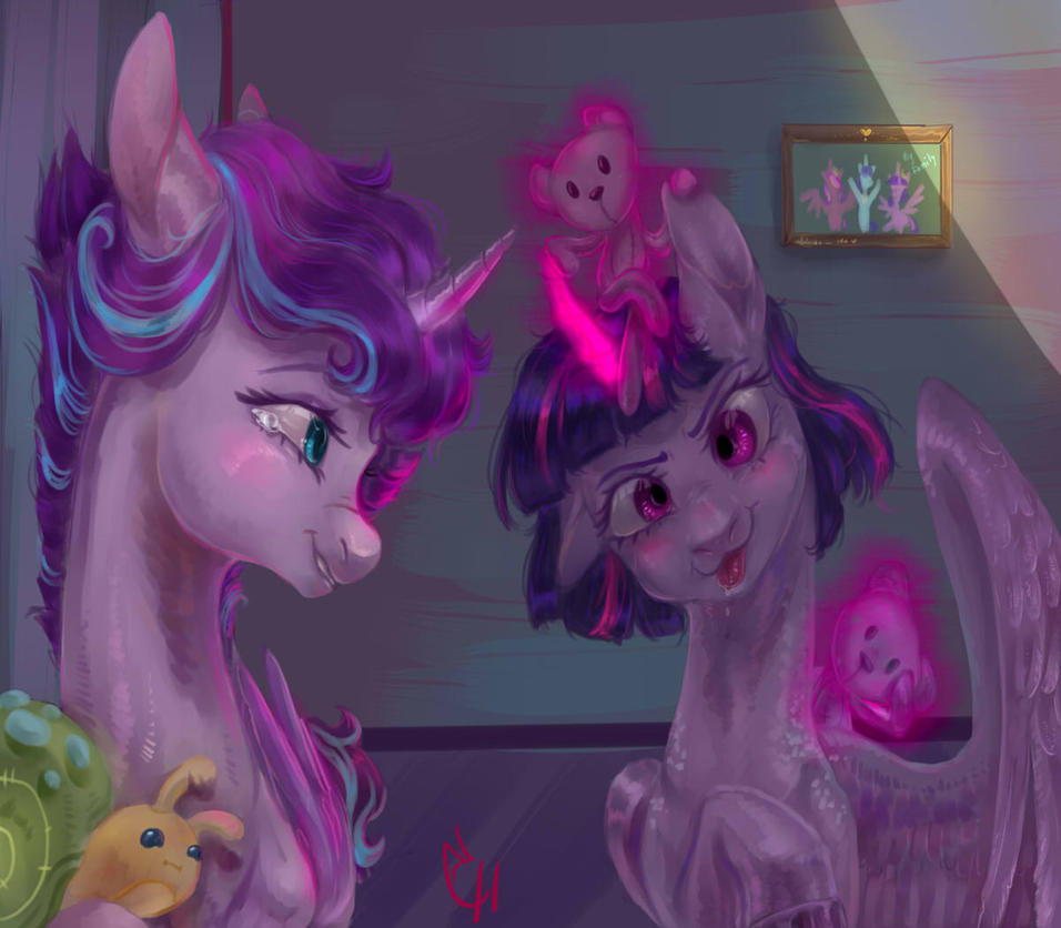 Auntie.. by CoconutHound