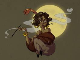 Gypsy Moon by pageboy
