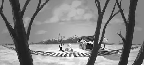 Siberia: Layout
