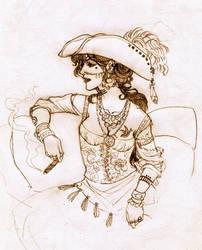 Hey Gypsy by pageboy