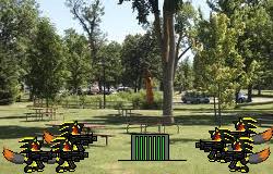 UFO crash by Screamingmaddog5521