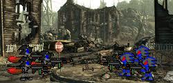 B.O.W vs GUN Enclave by Screamingmaddog5521