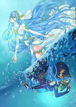 Fire Emblem If - Aqua