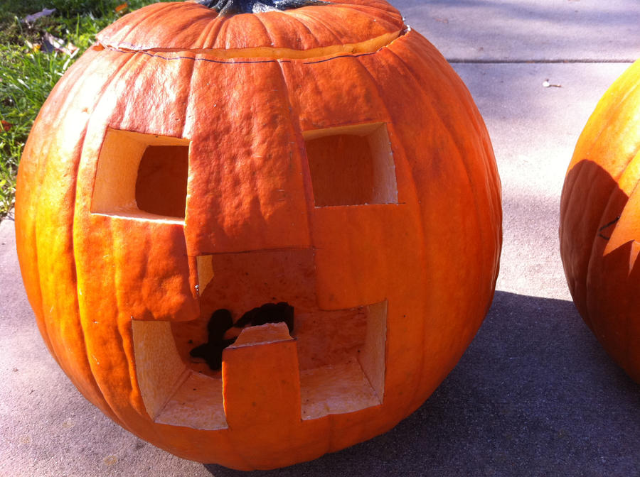 How To Craft Carved Pumpkins In Minecraft
