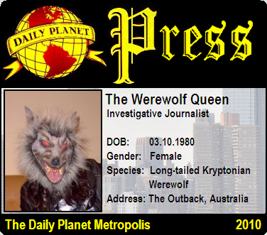 Dev Daily Planet Press Pass Kirk Hammett
