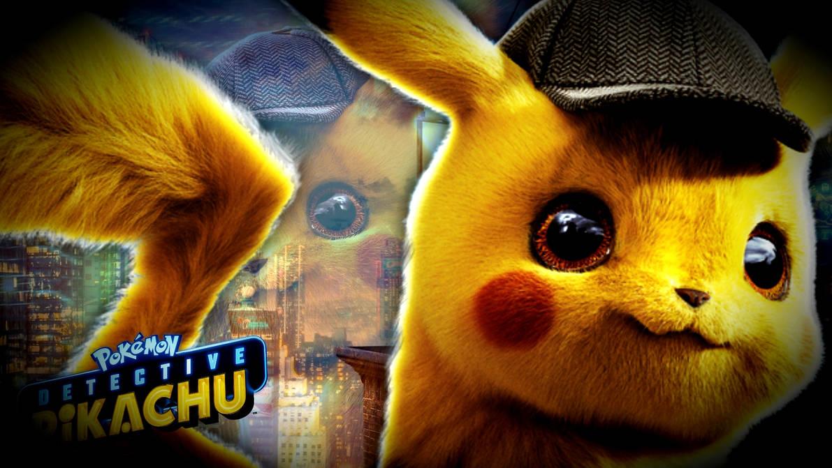 Pokemon Detective Pikachu Wallpaper By Switchstar2001 On Deviantart