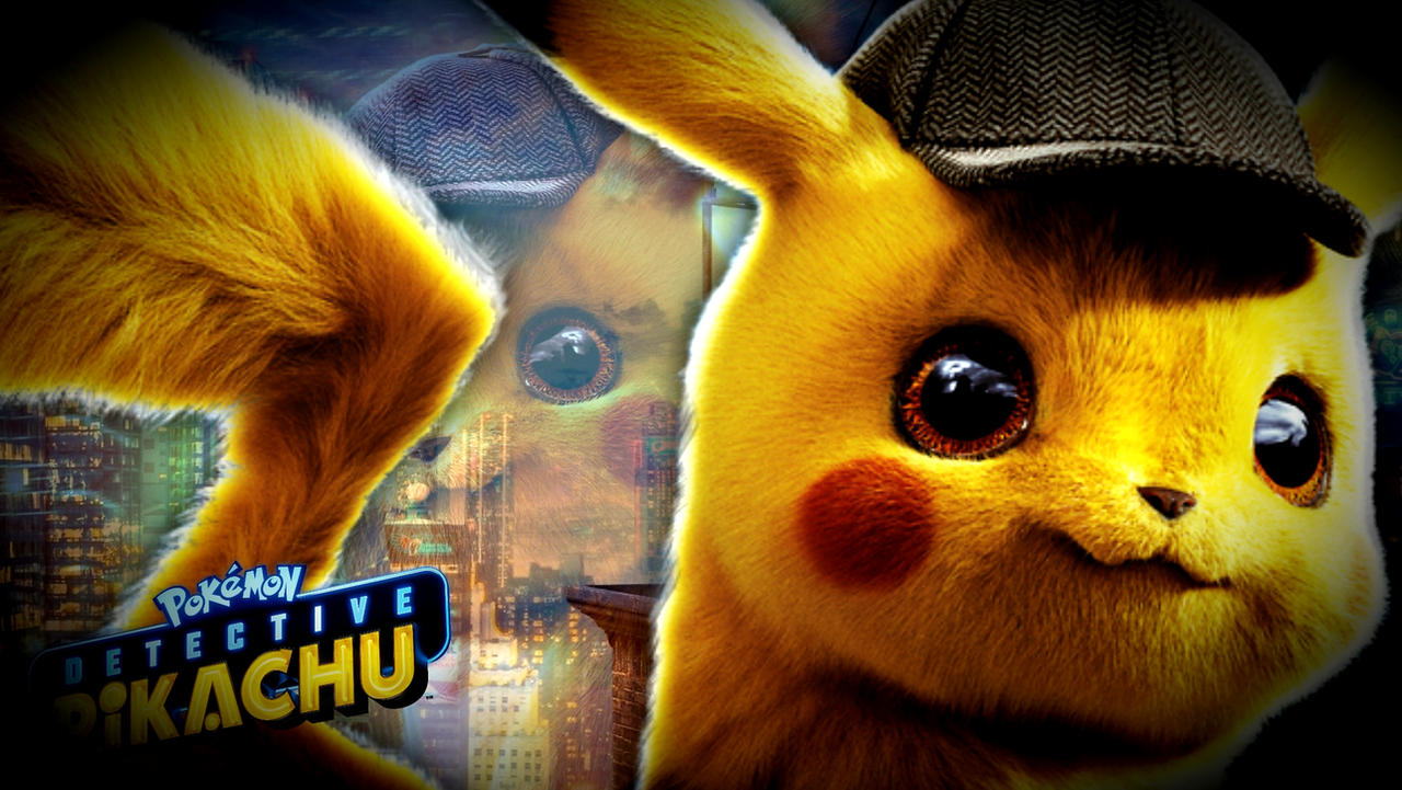 Pokemon Detective Pikachu Wallpaper By Switchstar2001 On