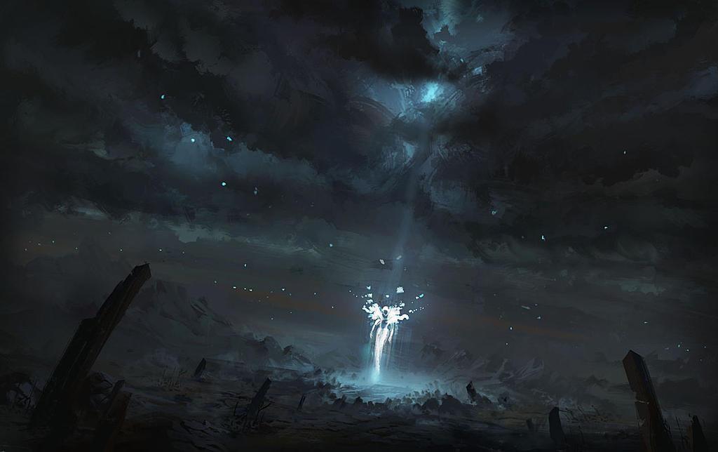 Fallen Light by Nele-Diel