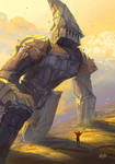 Colossus by Nele-Diel