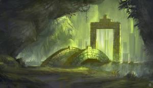 Bridge to the Spirit World