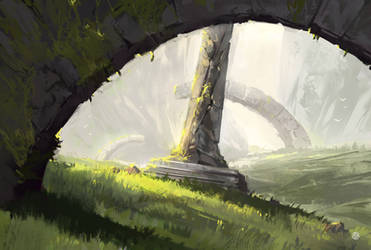 Arches by Nele-Diel