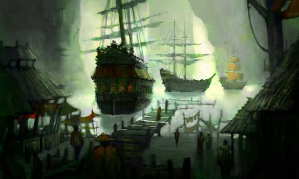 Pirate Hideout