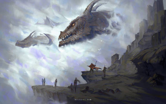 Passing Dragons