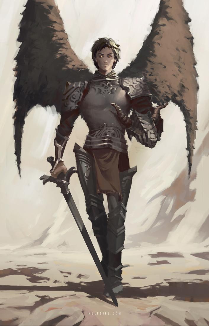 God Of War by Nele-Diel