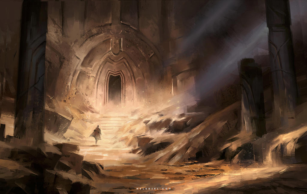 Arrival by Nele-Diel