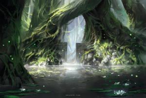 Sanctum by Nele-Diel