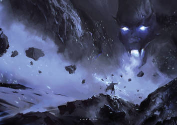Fight in the Mountains