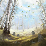 The Birch Glade