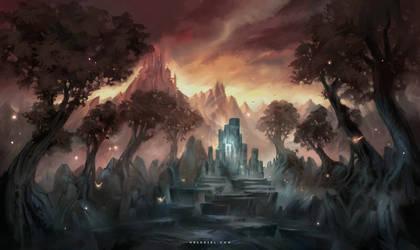 Beginning Apocalypse by Nele-Diel